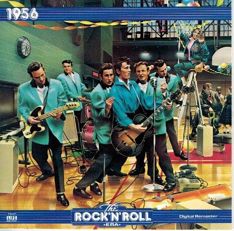 The Rock N' Roll Era: 1956 [Time Life] (UK Import) - Roll N Era Time-life-rock Cd '