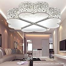 KANG@ Luz de techo colgante moderna lámpara de techo para el dormitorio, pasillo, pasillo, porche Candelabro,Bt805,Parche