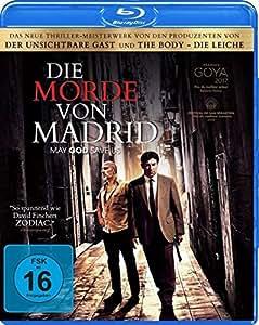Die Morde von Madrid [Blu-ray]