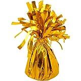 12 X Helium Balloon Weights Gold