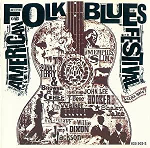 The American Folk Blues Festival