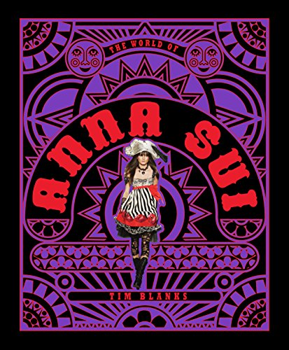 the-world-of-anna-sui-english-edition