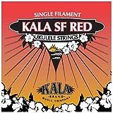 Kala Mf Red - Juego de cuerdas para ukelele de concierto