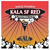 Best D'Addario Ukulele Strings - KALA mF red jeu de cordes pour ukulélé Review