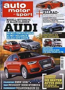 Auto-Motor-Sport: Amazon.de: Zeitschriften