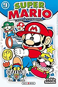 Super Mario - Manga Adventures Edition simple Tome 9