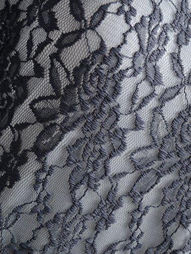 Mocca by J.L. - Canotta -  donna grigio platino
