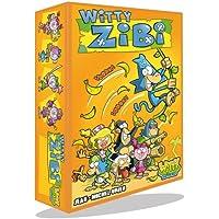 Witty Editions - WIT02 - Jeu de Société - Witty Zibi