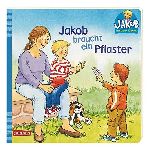 Preisvergleich Produktbild Jakob braucht ein Pflaster (Großer Jakob)