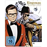Kingsman - The Golden Circle - Steelbook mit exklusivem Booklet