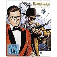 Kingsman - The Golden Circle - Steelbook mit exklusivem Booklet
