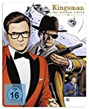 Kingsman - The Golden Circle - Steelbook mit exklusivem Booklet [Blu-ray]