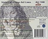 Callas chante du Bel Canto