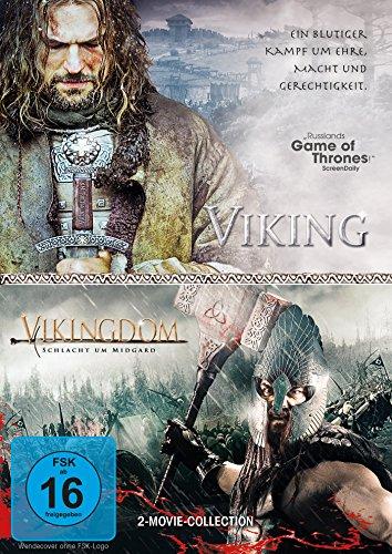 Viking / Vikingdom - Schlacht um Midgard [2 DVDs]