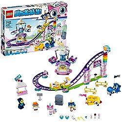 Lego Unikitty ! Unicorno Kittys Regno – Divertimento del Mercato (41456) Giocattolo per Bambini