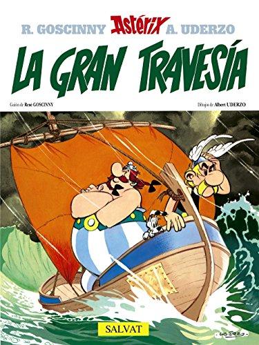 Asterix y La Gran Travesia por Goscinny