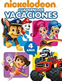 Best Libros para 4 años de - Cuaderno de vacaciones Nickelodeon. 4 años Review