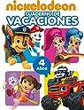 Cuaderno de vacaciones Nickelodeon. 4 años