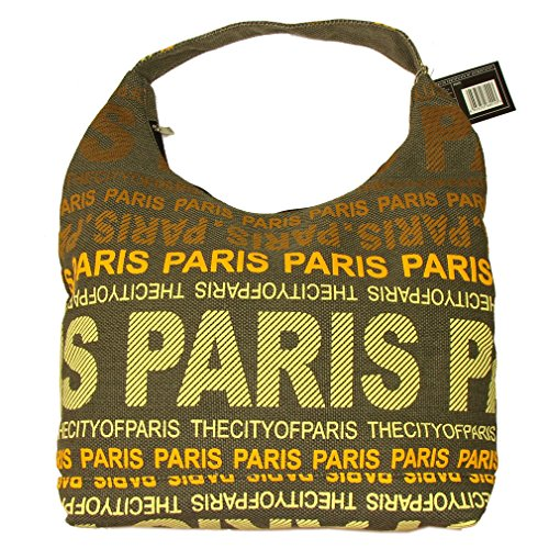 Sac 'City' Paris Robin Ruth - Marron