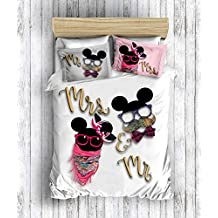 Funda Nordica Mickey Y Minnie 150.Amazon Es Funda Nordica Minnie Mouse