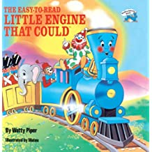 The Easy-To-Read Little Engine That Could (All Aboard Books (Pb))