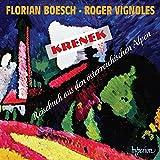 Ernst Krenek : Journal de voyage dans les Alpes autrichiennes. Boesch, Vignoles.