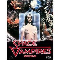 Lifeforce - Space Vampires - Uncut - Futurepak [Blu-ray] mit 3D Lenticular
