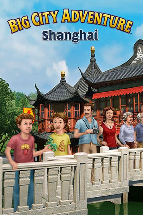 Big City Adventure: Shanghai [PC Download]