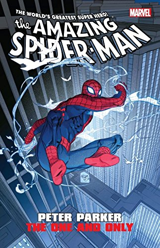 Peter Parker : the amazing Spider-Man