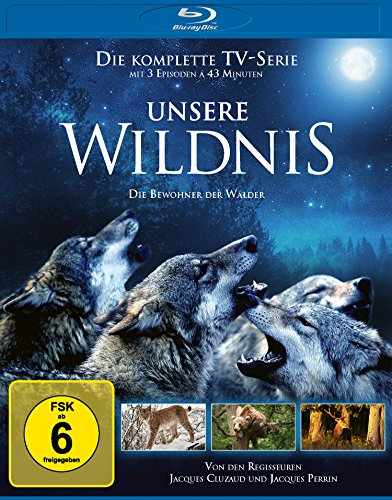 Bewohner der Wälder - Die komplette TV-Serie [Blu-ray] ()