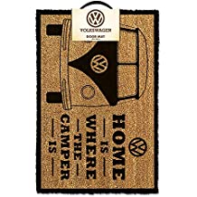 Felpudo Volkswagen - Home Is Where the Camper Is