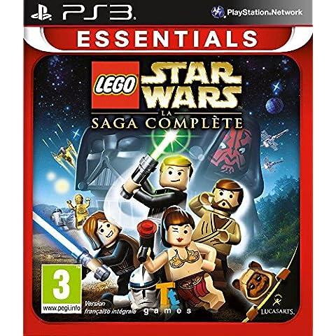 Lego Star Wars: La Saga Complète - Essentials [Importación Francesa]