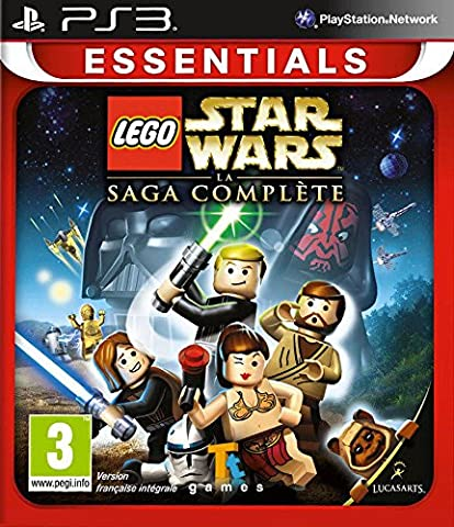 Star Wars The Complete Saga - Lego Star Wars : la saga complète