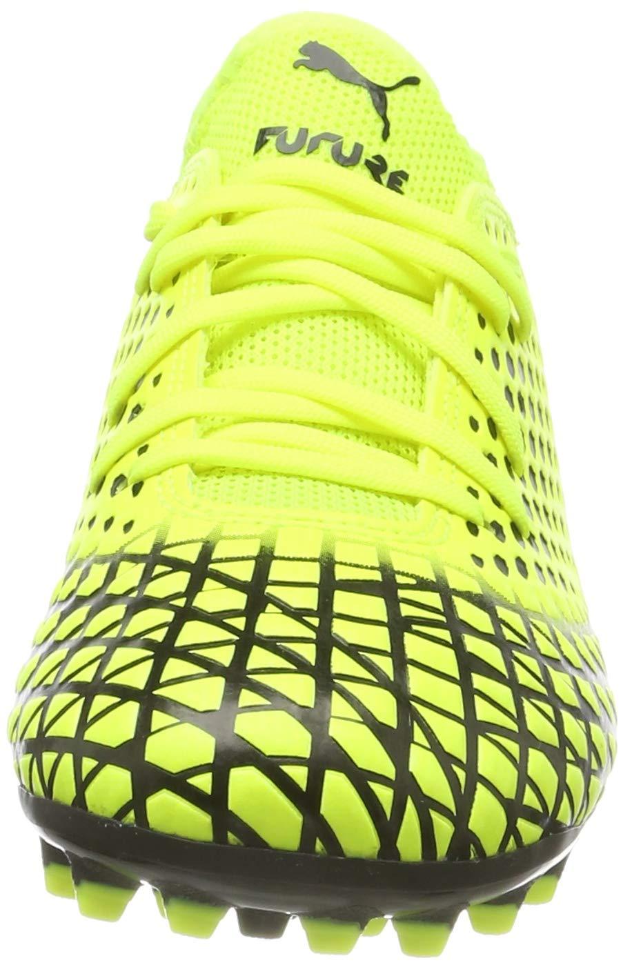 PUMA Future 4.4 MG Jr, Chaussures de Football Mixte Enfant