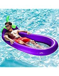 ZYT Inflable Piscina de Flotador,Playa de diversión Flotadores, Nadar Fiesta de Juguetes,