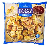 Morrisons Cocktail Sausage Rolls, 800g (Frozen)