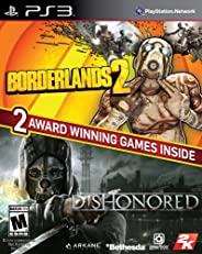 The Borderlands 2 & Dishonored Bundle - PlayStati