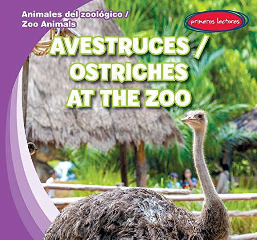Avestruces / Ostriches at the Zoo (Animales del zoologico / Zoo Animals) por Finn Ward