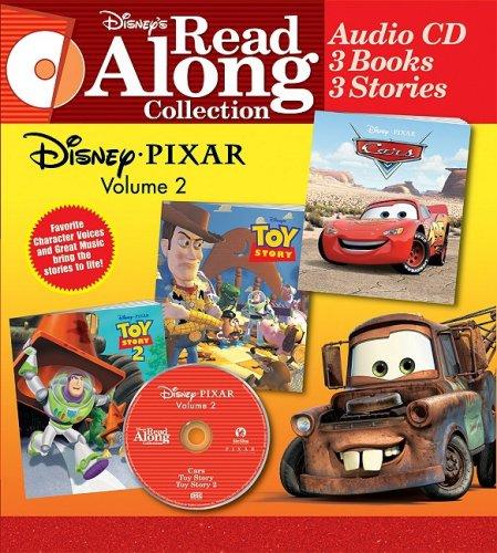 Disney/Pixar: Volume 2 [With 3 Paperback Books] (Disney's Read Along Collection)