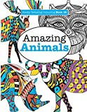 Really Relaxing Colouring Book 19: Amazing Animals