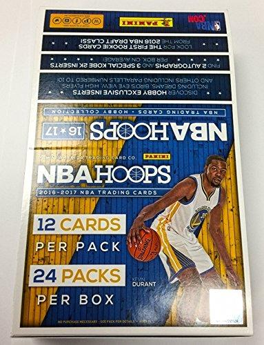 check out c2119 ae941 2016 17 Panini NBA Hoops Basketball Hobby Box