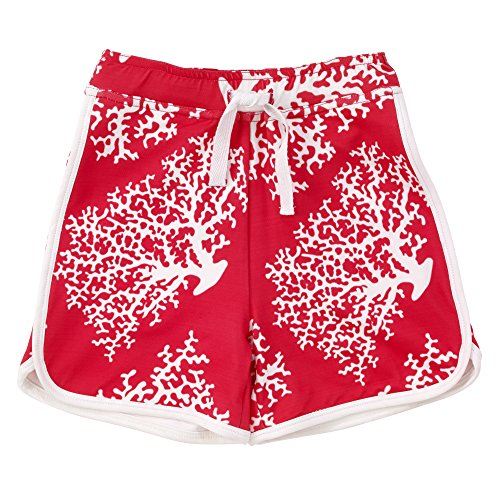 Masala Kids Boy's Shorts Sea Coral Swim Trunks