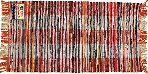 Tappeto da cameretta Pezzotto in cotone naturale 55x140 cm tappeti cucine