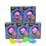 Magisches Schlüpf- Einhorn,Magisches Ausbrüten Wachsen,Fisch Ei,Verschluckbarer Kleinteile Ei Züchtend Brute Tier Pets Wasser
