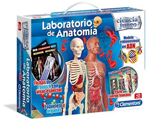 Clementoni - Laboratorio de anatomia 55154.5