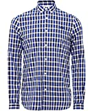 Fred Perry Men's Fp Gingham Blouse