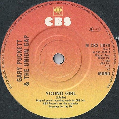 Puckett, Gary & Union Gap Young Girl 7
