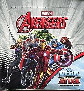 Topps - Expositor de sobres Hero Attax Vengadores (TOMABT)