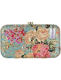 Parizaat By Shadab Khan Women's Clutch New year & Christmas Gift(Multicolor, bx846)
