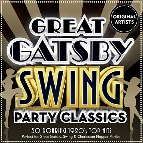 Great Gatsby Swing Party Class...